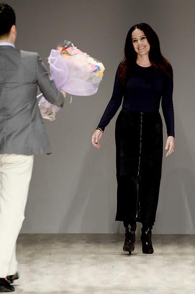 Frazer Harrison「Jill Stuart - Runway - Mercedes-Benz Fashion Week Fall 2014」:写真・画像(16)[壁紙.com]