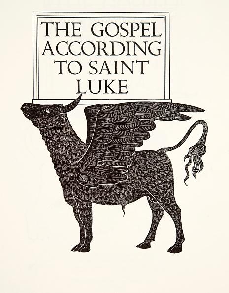 Preacher「The Black Calf Of St Luke (Wood Engraving)」:写真・画像(18)[壁紙.com]