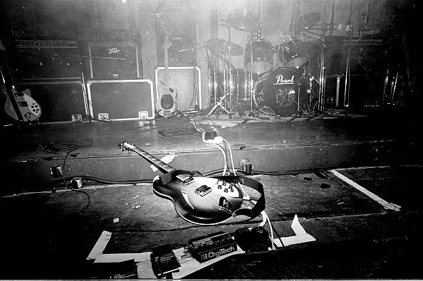 Guitar「Slowdive Live 1991」:写真・画像(5)[壁紙.com]