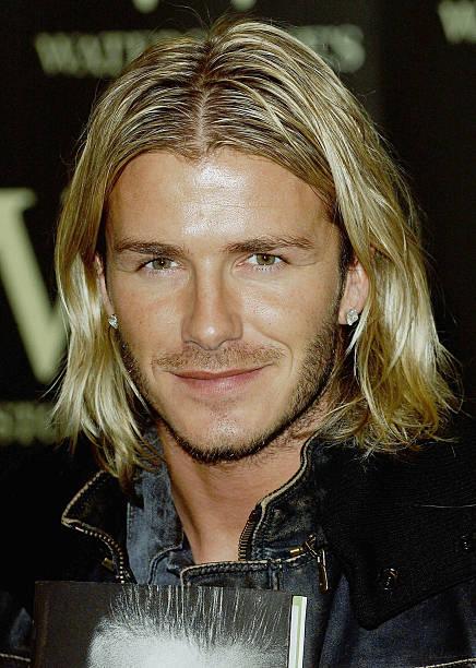 David Beckham Book Signing:ニュース(壁紙.com)
