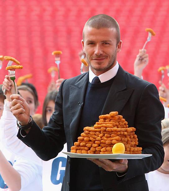 David Beckham Photocall:ニュース(壁紙.com)