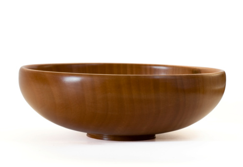 Indigenous Culture「Wooden bowl with clipping path」:スマホ壁紙(8)
