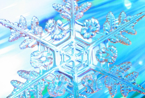 Crystal of snow「Dynamic Snowflake」:スマホ壁紙(7)