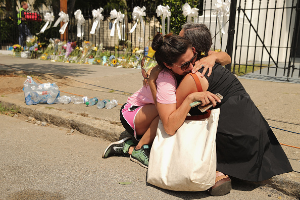 Charleston - South Carolina「Nine Dead After Church Shooting In Charleston」:写真・画像(7)[壁紙.com]
