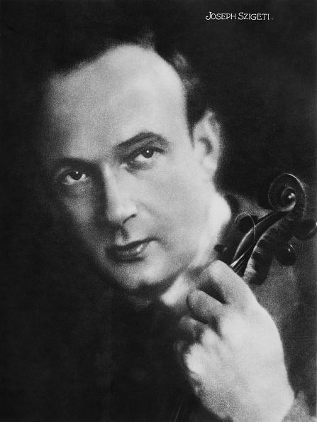 Violin「Joseph Szigeti」:写真・画像(2)[壁紙.com]