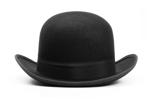 帽子「デュボワ帽子を白背景」:スマホ壁紙(9)
