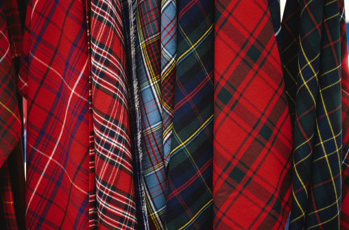 Tartan check「Plaid Patterns」:スマホ壁紙(0)