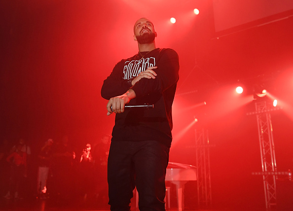 Drake - Entertainer「Gucci and Friends Homecoming Concert」:写真・画像(12)[壁紙.com]