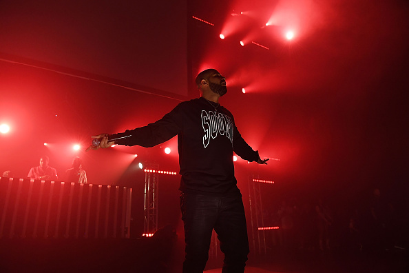 Drake - Entertainer「Gucci and Friends Homecoming Concert」:写真・画像(6)[壁紙.com]