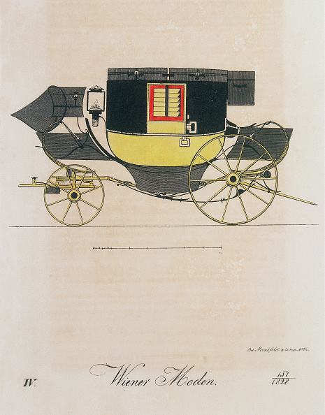 Chromolithograph「Coach In The Side View」:写真・画像(13)[壁紙.com]