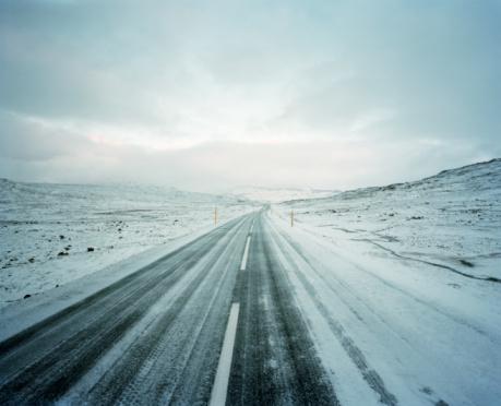 Overcast「Road to Seydisfjordur, Iceland」:スマホ壁紙(5)