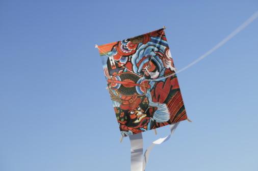戦国武将「Japanese kite」:スマホ壁紙(16)