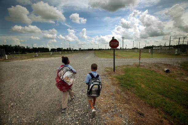 Louisiana FEMA Trailer Park Still Inhabited Four Years Later:ニュース(壁紙.com)