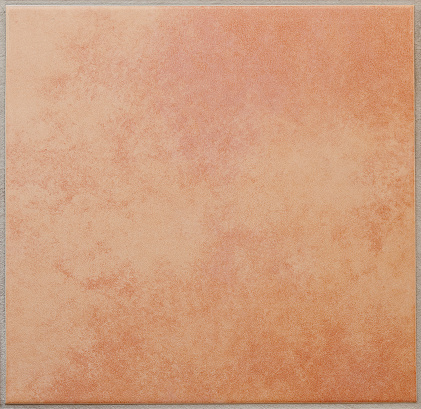 Square Shape「Single apricot colored ceramic tile textured full frame」:スマホ壁紙(12)