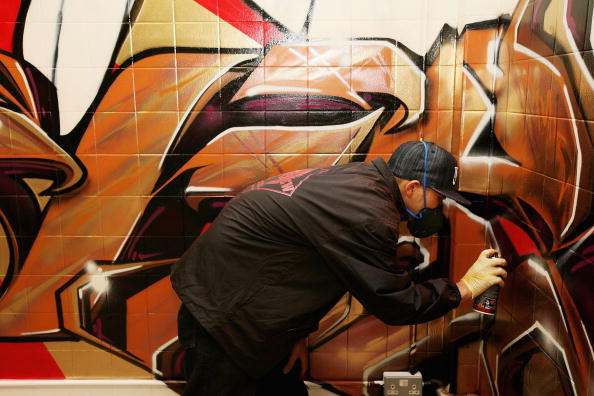 Graffiti「Japanese Graffiti - Book Launch And Exhibition」:写真・画像(19)[壁紙.com]