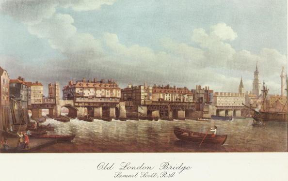 Bridge - Built Structure「Old London Bridge」:写真・画像(0)[壁紙.com]