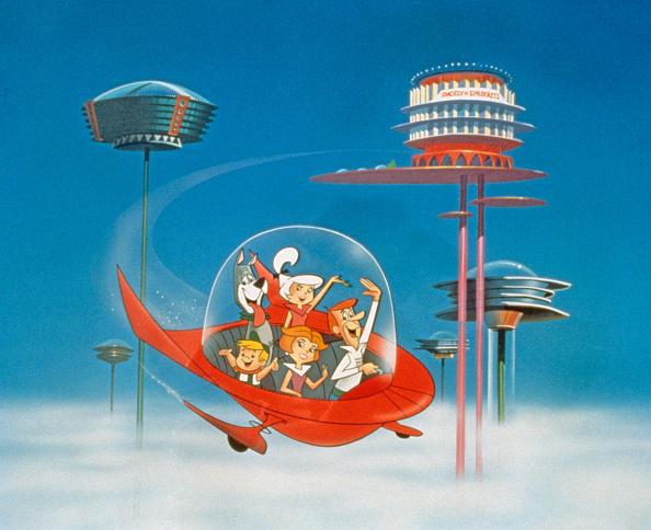 アニメ「'The Jetsons'」:写真・画像(14)[壁紙.com]