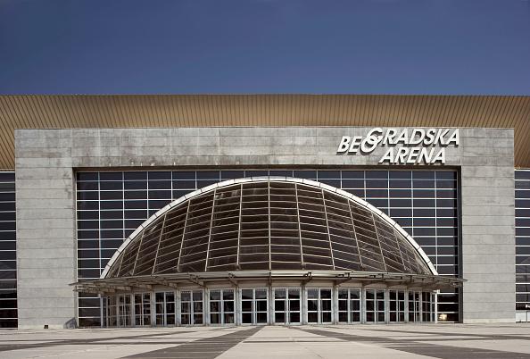Front View「Belgrade Arena, New Belgrade, Serbia」:写真・画像(14)[壁紙.com]