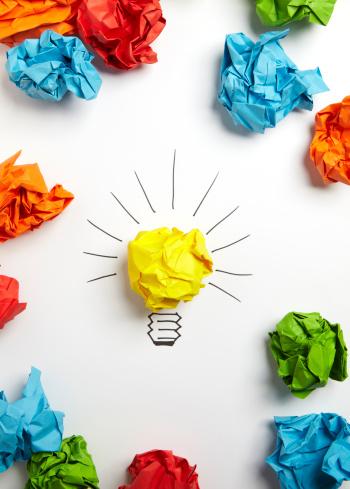 Imagination「I have a good idea」:スマホ壁紙(4)