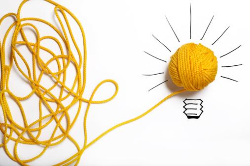 Brainstorming「I have a good idea」:スマホ壁紙(13)
