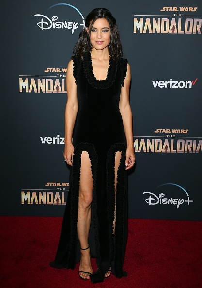 "The Mandalorian - TV Show「Premiere Of Disney+'s ""The Mandalorian"" - Arrivals」:写真・画像(3)[壁紙.com]"
