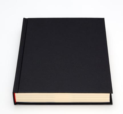 Hardcover Book「Blank Book」:スマホ壁紙(0)