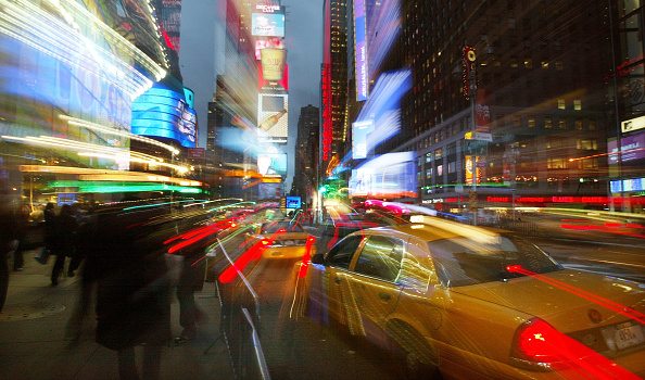 Long Exposure「Times Square Turns 100」:写真・画像(17)[壁紙.com]