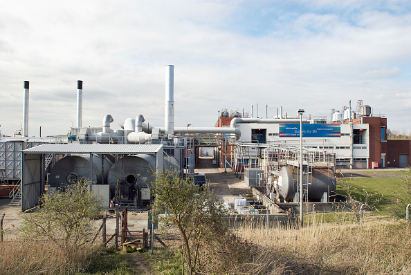 Finance and Economy「ICI printworks factory, Manningtree, Suffolk, UK」:写真・画像(5)[壁紙.com]