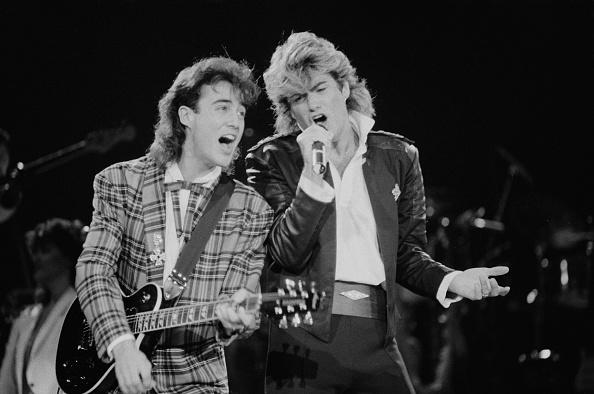 エレキギター「Wham! On Stage」:写真・画像(18)[壁紙.com]