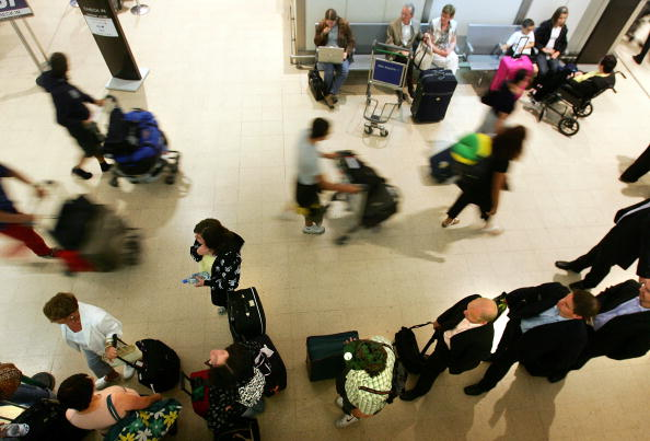 Heathrow Airport「Heathrow Airport Reaches Busiest Time Of Year」:写真・画像(16)[壁紙.com]