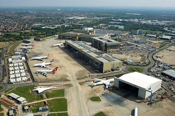 Heathrow Airport, London, 2006:ニュース(壁紙.com)