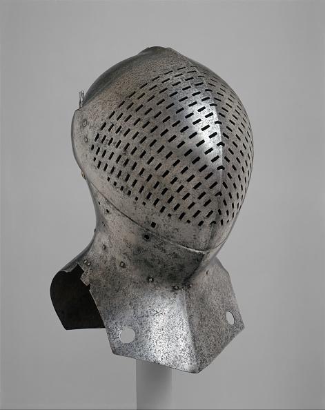 Giles「Foot-Combat Helm Of Sir Giles Capel (1485-1556)」:写真・画像(10)[壁紙.com]