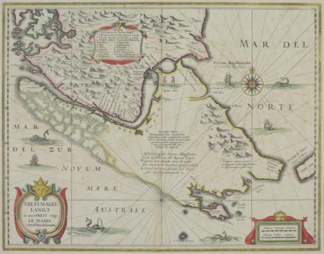 Falkland Islands「Map of Falkland Islands」:スマホ壁紙(18)