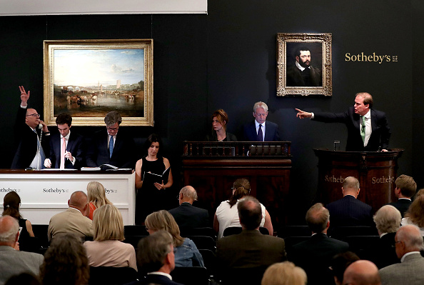 Painted Image「Sotheby's Old Masters Painting Evening Sale」:写真・画像(6)[壁紙.com]