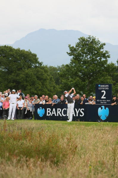 Graham Storm「Barclays Scottish Open - Second Round」:写真・画像(10)[壁紙.com]