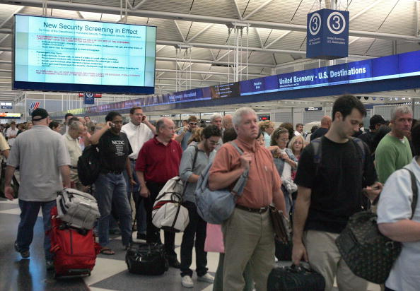 Security「U.S. Raises Air Security Alert To Red For The First Time」:写真・画像(17)[壁紙.com]