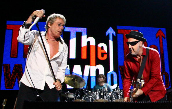 The Who「The Who Plays Brisbane」:写真・画像(1)[壁紙.com]