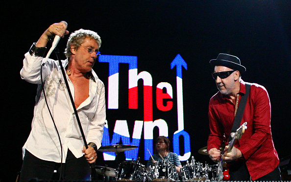 The Who「The Who Plays Brisbane」:写真・画像(7)[壁紙.com]