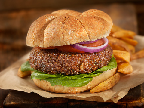 Veggie Burger「The Quinoa Burger」:スマホ壁紙(11)