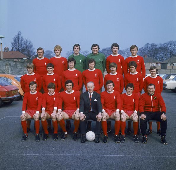 Sports Team「Liverpool Cup Final Squad」:写真・画像(7)[壁紙.com]