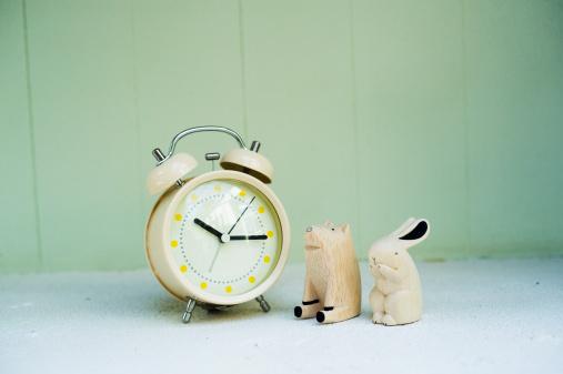 子供時代「Alarm clock」:スマホ壁紙(5)