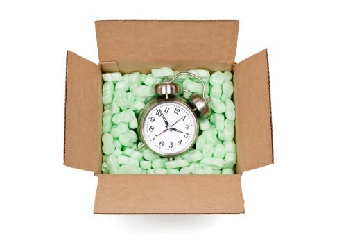 Receiving「Alarm Clock in a Box」:スマホ壁紙(15)