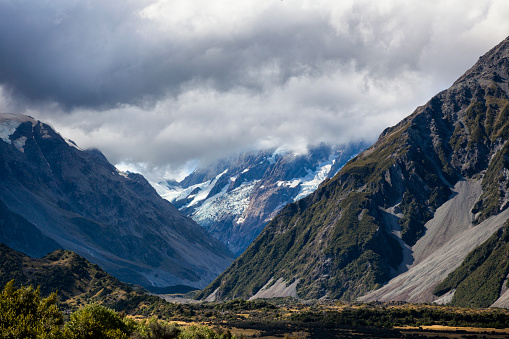 Mt Cook「Mount Cook of the Southern Alps in New Zealand」:スマホ壁紙(14)
