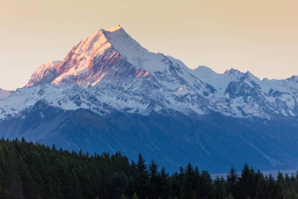 Mount Cook in New Zealand:スマホ壁紙(壁紙.com)
