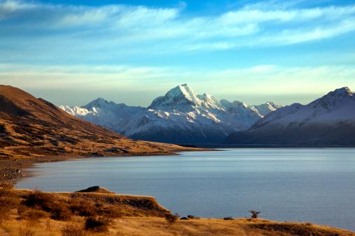 Mt Cook「Mount Cook」:スマホ壁紙(4)