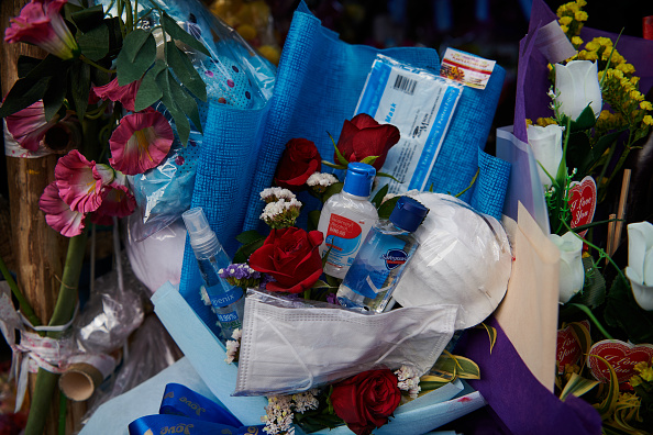 Bouquet「Filipinos Celebrate Valentines Day Desptie Fear of The Wuhan Covid-19」:写真・画像(17)[壁紙.com]