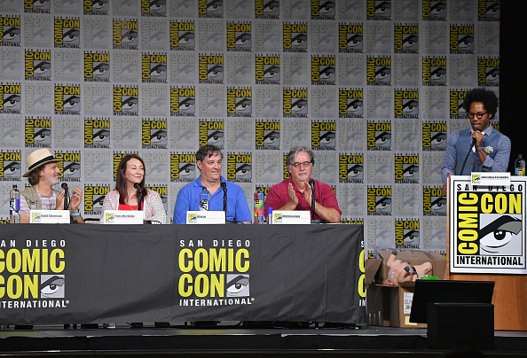 "David Silverman「Comic-Con International 2018 - ""The Simpsons"" Panel」:写真・画像(3)[壁紙.com]"