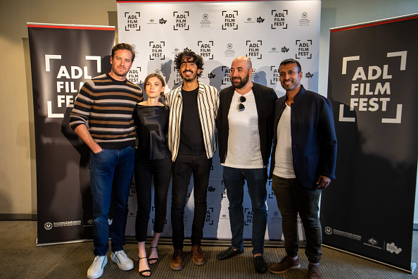 Armie Hammer「Hotel Mumbai Australian Premiere - Media Call」:写真・画像(6)[壁紙.com]