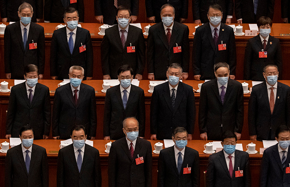 Diplomacy「China Holds Annual Two Sessions Meetings Amidst Global Coronavirus Pandemic」:写真・画像(4)[壁紙.com]