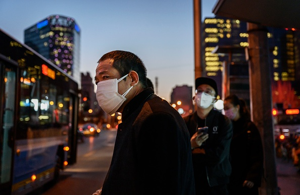 Bus「China Works to Contain Spread of Coronavirus」:写真・画像(6)[壁紙.com]